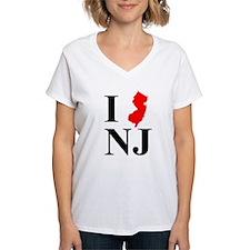 I NJ New Jersey Shirt