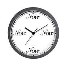 NowClock2 Wall Clock