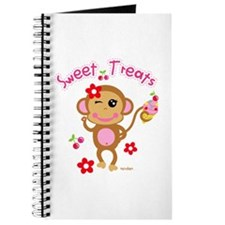 Resden Cute Monkey Journal