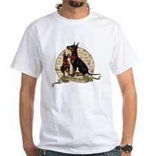 The Gentleman's Terrier by Molly Yan Shirt
