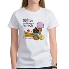 Stressed is dessert spelled backwards T-Shirt