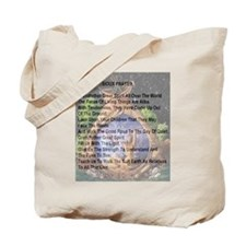Sioux Prayer Tote Bag
