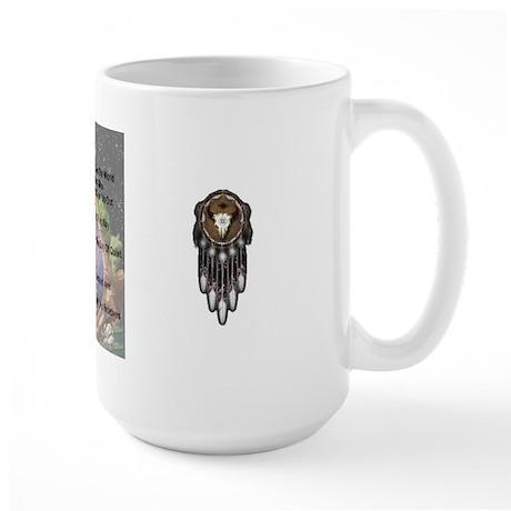 Sioux Prayer Large Mug