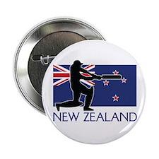 "New Zealand Cricket 2.25"" Button"