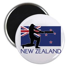 New Zealand Cricket Magnets
