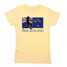 New Zealand Cricket Girl's Tee