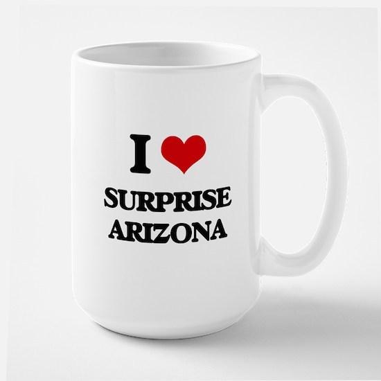 I love Surprise Arizona Mugs