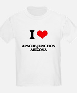 I love Apache Junction Arizona T-Shirt