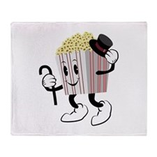 Popcorn Throw Blanket