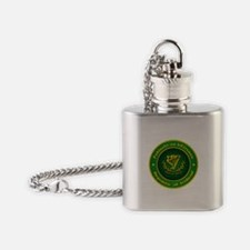 Ireland Flask Necklace