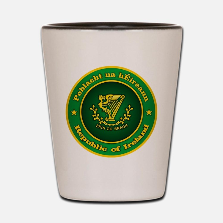 Ireland Shot Glass