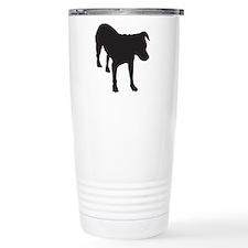 Cute Pit bull dog Travel Mug