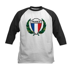 Stylized France Tee