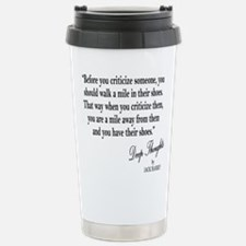 Cute Bunco night Travel Mug
