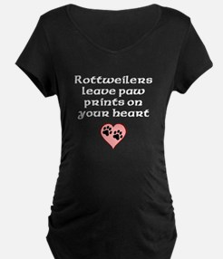 Rottweilers Leave Paw Prints On Your Heart Materni