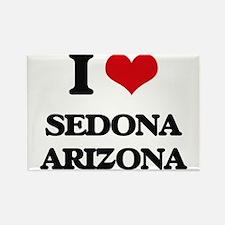 I love Sedona Arizona Magnets