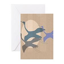 Whooping Crane Greeting Cards (Pk of 20)