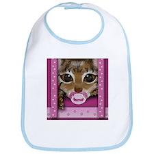 Bengal Baby Face Bib