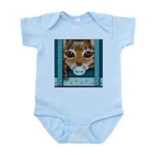Bengal Baby Face Infant Bodysuit