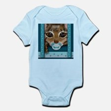 Bengal Baby Face Infant Bodysuit