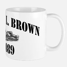 USS JESSE L. BROWN Mug