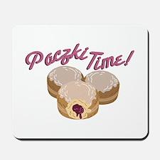 Paczki Time! Mousepad