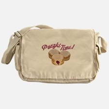 Paczki Time! Messenger Bag
