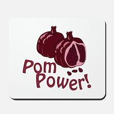 Pom Power! Mousepad