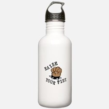Raise Your Fist Water Bottle
