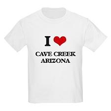 I love Cave Creek Arizona T-Shirt