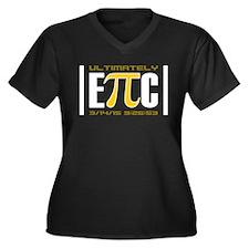Ultimately EPIC Pi Day 2015 Plus Size T-Shirt