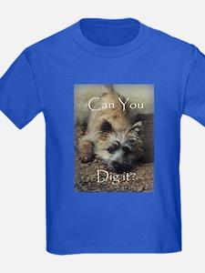 Cairn Terrier Dig It! T