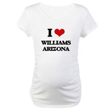 I love Williams Arizona Shirt