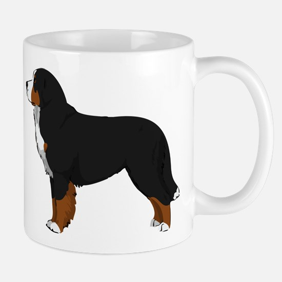 Bernese Mt Dog Mug