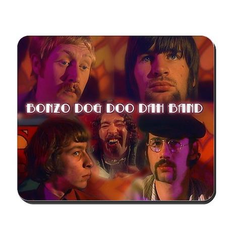 Bonzo Dog Band Mousepad