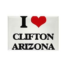 I love Clifton Arizona Magnets