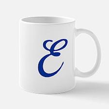 E-Bir blue2 Mugs