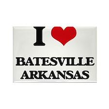 I love Batesville Arkansas Magnets