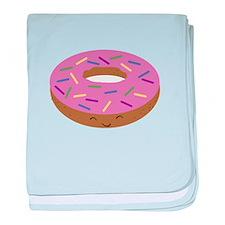 Doughnut baby blanket