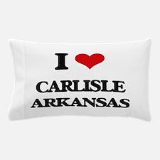 I love Carlisle Arkansas Pillow Case
