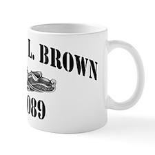 USS JESSE L. BROWN Mug