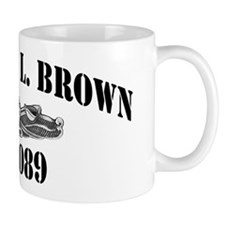 USS JESSE L. BROWN Small Mug