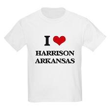 I love Harrison Arkansas T-Shirt