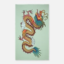 Chinese Dragon Area Rug