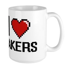 I love Bakers Mugs