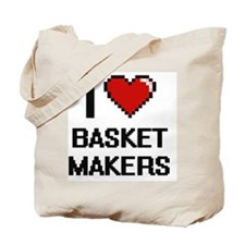 I love Basket Makers Tote Bag