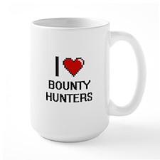 I love Bounty Hunters Mugs