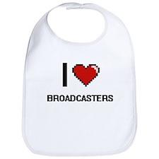 I love Broadcasters Bib