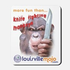 (Knife Monkeys) Mousepad