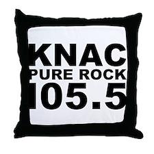 PURE ROCK KNAC Throw Pillow